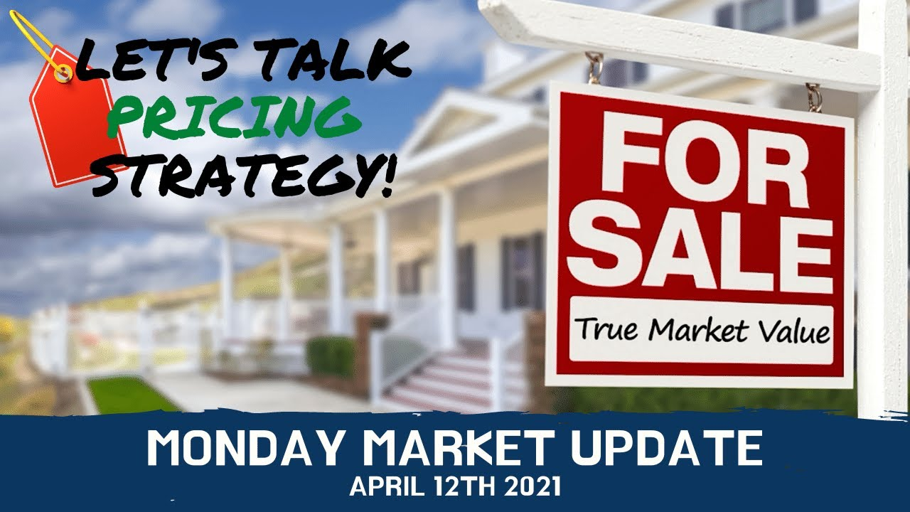 Monday NW Seattle Real Estate Market Update   April 12th, 2021