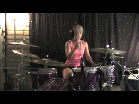Lindsey Raye Ward - RED - If We Only (Drum Cover)