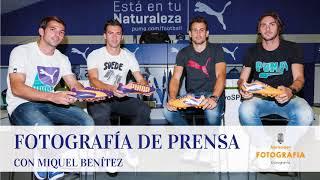 #113 Fotografía de prensa con Miquel Benítez