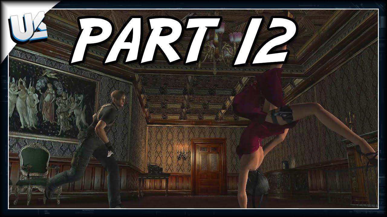 Resident Evil 4 Remastered Gameplay Walkthrough Part 12 Ps4