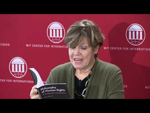 Starr Forum: The Philosophy Of Human Rights