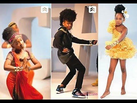 Download Biography and Net Worth of African Best Kid Dancer Amarachi Uyanne