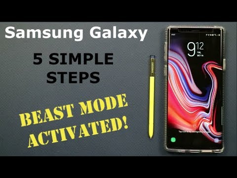 5 Ways To Make Your Samsung BLAZING FAST [Note 9, Note 8, GS9, GS8]