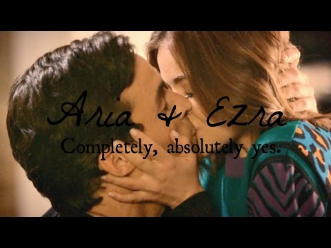 Aria & Ezra | Completely, absolutely yes. [7x06]