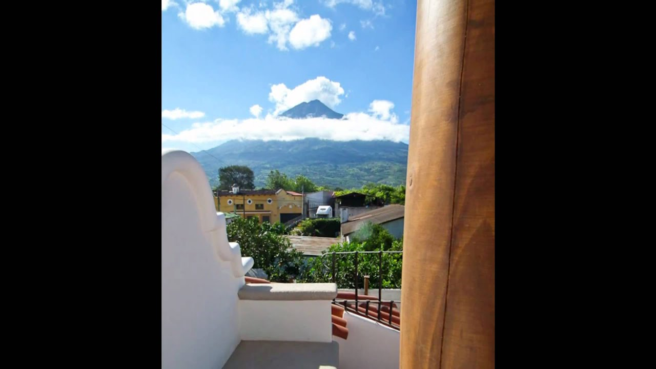 3 New Homes For Sale Antigua Guatemala Youtube