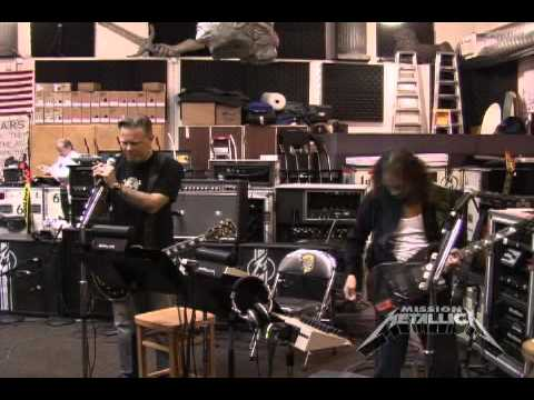 Mission Metallica: Fly on the Wall Clip (June 15, 2008)