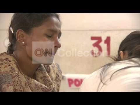 INDIA'S LAST CHILD WITH POLIO