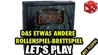 Too Many Bones: A Dice Builder RPG - Kickstarterspiel - Let
