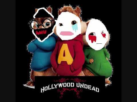 Hollywood Undead No5 Chipmunk