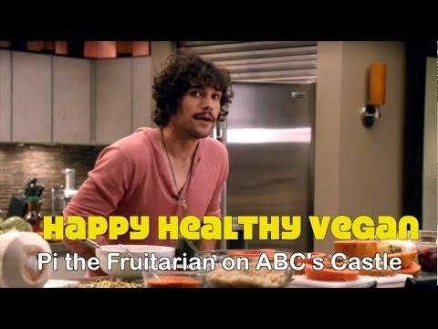 Pi the Fruitarian on ABC's Castle Season 6