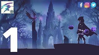 Shadow of Death: Dark Knight - Stickman Fighting - Gameplay Walkthrough Part 1 - (iOS,Android) screenshot 1