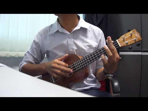 แค่คุณ ukulele cover