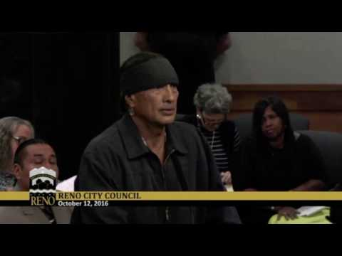 Community Leaders Mobilize Against Terrorist Attack Against Indigenous People In Reno Nevada