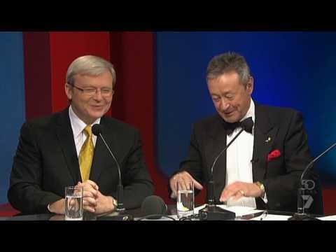 Telethon 2009 - Kevin Rudd