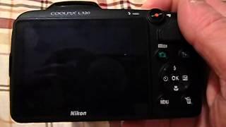 Nikon Coolpix L320 Review