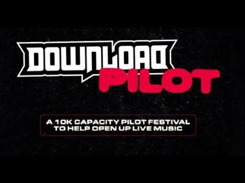2021 'Download Festival' limited capacity 'pilot' test Festival set for June 2021!