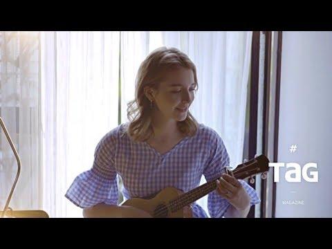 RIHANNA-TAKE A BOW(ukulele cover) by TAG magazine