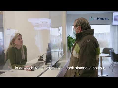 Goed voorbereid naar Máxima MC Veldhoven