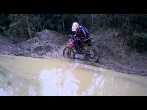 Trilha de XR 200 e XB-31 X Motos Travel Video