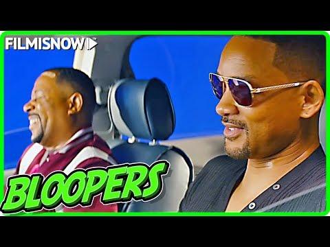 BAD BOYS FOR LIFE Bloopers & Gag Reel [DVD/Blu-Ray 2020]