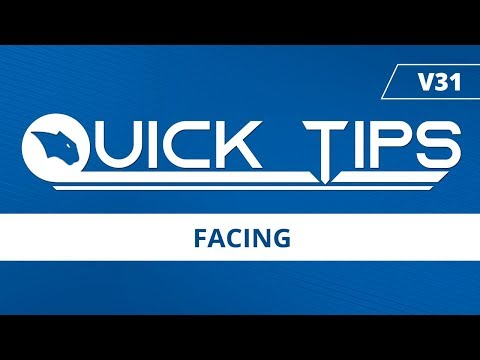 Facing - BobCAD-CAM Quick Tips: V31