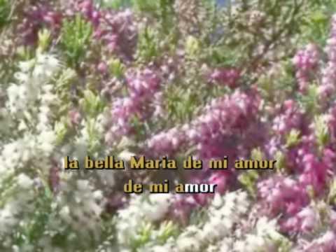 Karaoke - La Bella Maria - Antonio Banderas