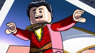 Shazam! Movie Level Pack 2 - LEGO DC Supervillains 100% Complete