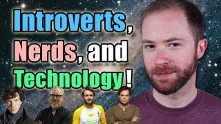 Repeat youtube video Is There An Introvert Craze Because of Technology? | Idea Channel | PBS Digital Studios
