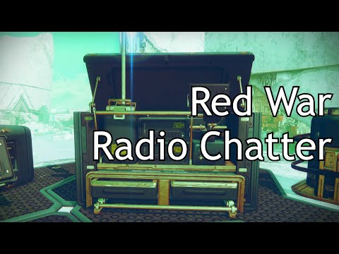 Destiny 2 - Radio Dialogue