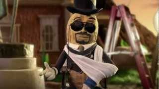 Planters - Mr. Peanut's Stunt Double