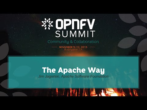 Apache: Code, Community and Open Source
