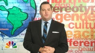Ross Mathews: The More You Know PSA on Diversity