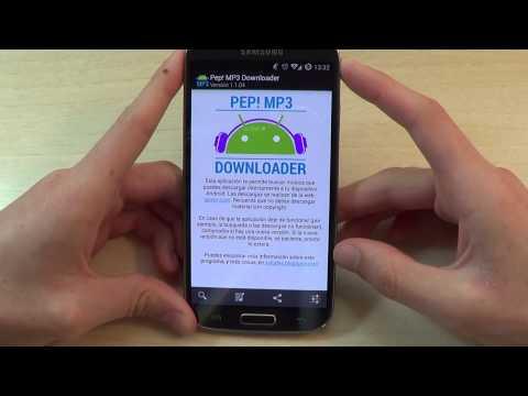 MEJOR App Descargar Música MP3 GRATIS Android