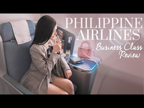 Philippine Airlines New A330 Business Class Review