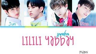 SVT PERFORMANCE TEAM - Lilili Yabbay |Sub. Español + Color Coded| (HAN/ROM/ESP)