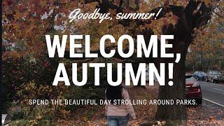Musim Gugur di Australia - Autumn - Ngobrol bareng bule Heather - SYDNEY TRAVEL VLOG #Part 2