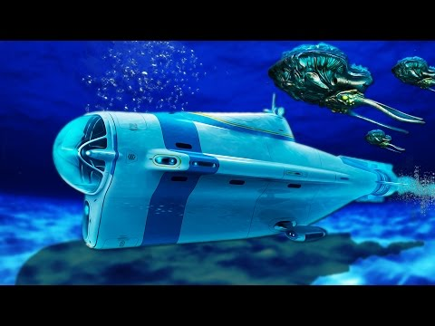 DEEP SEA DIVING | Subnautica #3