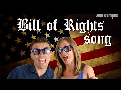 The Bill of Rights Song (Parody of Jay-Z - Run This Town)