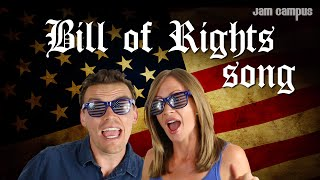 the bill of rights song parody of jay z run this town