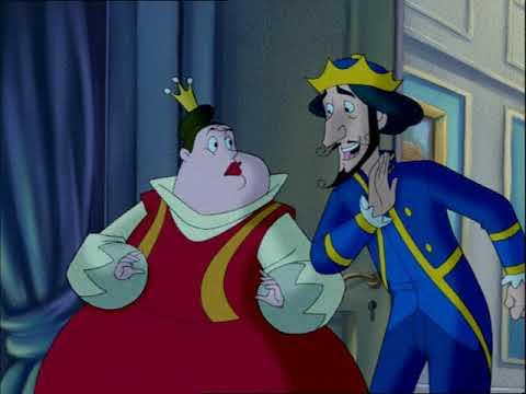 6 1 A Princesa e a Ervilha