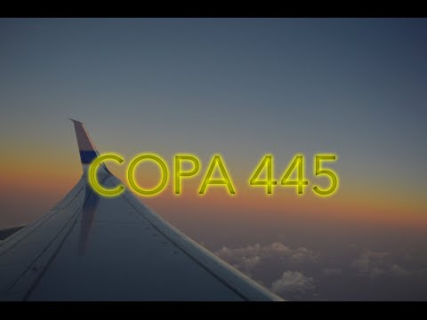 Boeing 737-800 | COPA AIRLINES | MCO-PTY | Orlando-Panama
