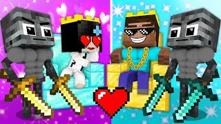 MONSTER SCHOOL : POOR BABY ZOMBIE - STORY MINECRAFT ANIMATION