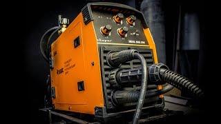 Мой сварочный аппарат Сварог Real Mig 200