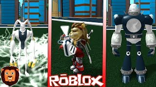 IL DEFINITIVO OMNITRIX DI BEN 10 IN ROBLOX TUTTI I BEN 10 LEON PICARON DEFINITIVE ALIENS
