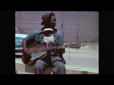 American Epic - Honey Boy Edwards, 1942