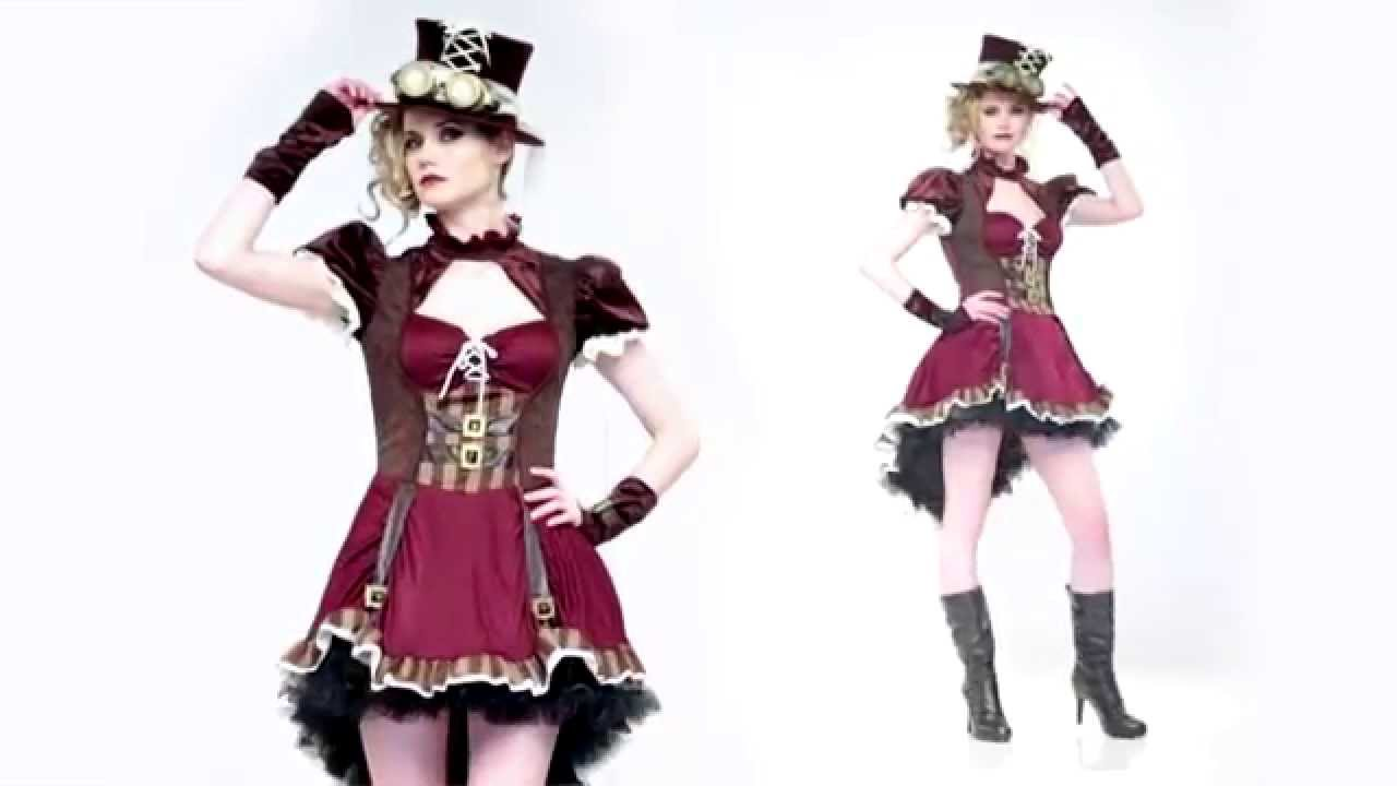 Steampunk Girl - Woman's Costume by California Costumes (01281 ...