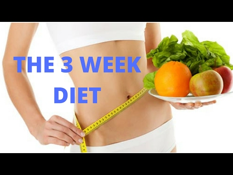 """Weight loss -The 3 week diet  – What I learned from """"Biggest Loser"""", the hit TV show"""