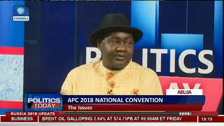 National Convention: APC Prepares For Crucial Election Pt.2 |Politics Today|