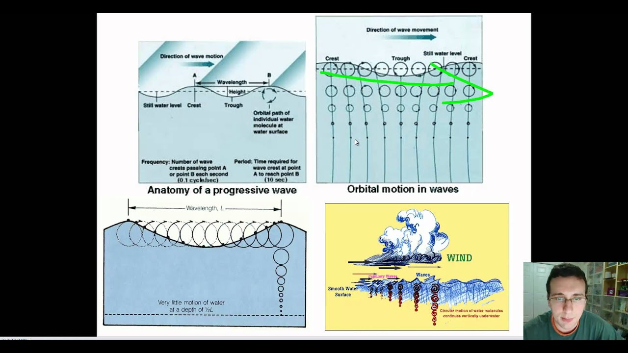 Ocean Waves (Part 1): Wave Structure & Formation - YouTube