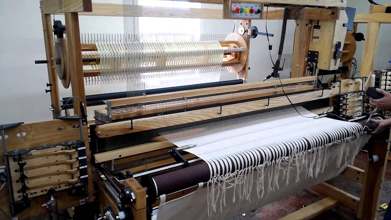 Image result for industrial dobby loom format